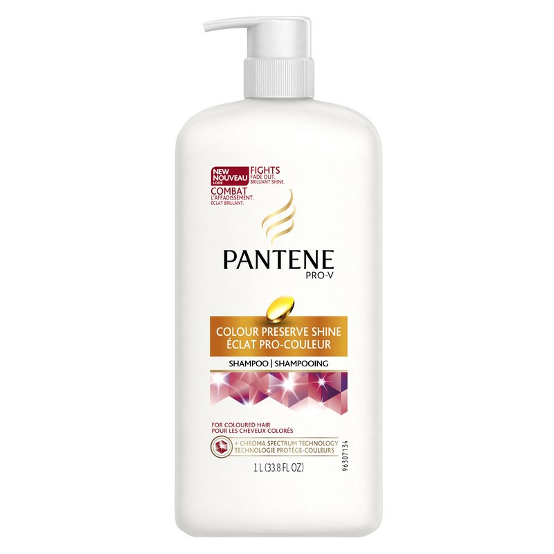 Dầu gội Pantene Pro V Color Preserve Shine - Photo 3