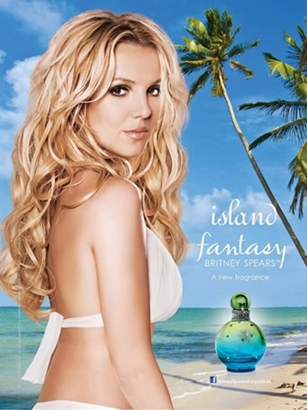 Nước hoa Britney Spears Island Fantasy - Photo 3