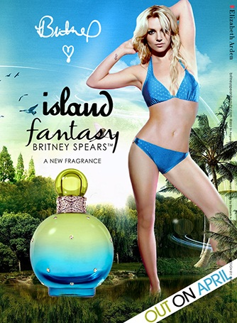 Nước hoa Britney Spears Island Fantasy - Photo 4