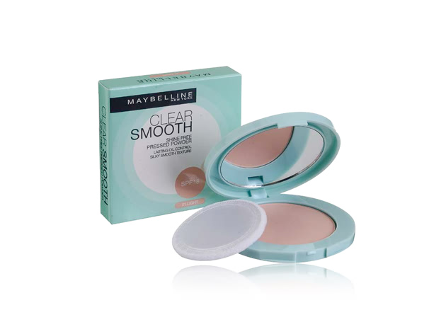 Phấn phủ chống nhờn Maybelline Clear Smooth Shine Free Face Powder