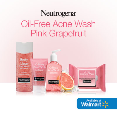 Sữa Rửa Mặt Trị Mụn Neutrogena Oil-Free Acne Wash Pink Grapefruit Foaming Scrub - Photo 6