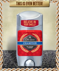 Old Spice Champion Body Wash - Photo 3