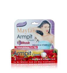 Kem làm trắng nách và khử mùi hôi Mayfair Armpit Cream