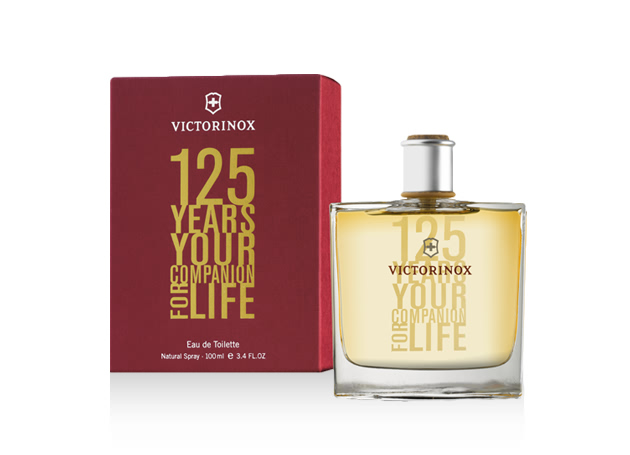 Nước hoa 125 YEARS - YOUR COMPANION FOR LIFE