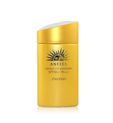Kem chống nắng Shiseido Anessa Perfect Pearly Sunscreen SPF 50+++