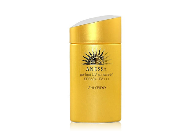 Kem chống nắng Shiseido Anessa Perfect Pearly Sunscreen SPF 50+++ - Photo 2