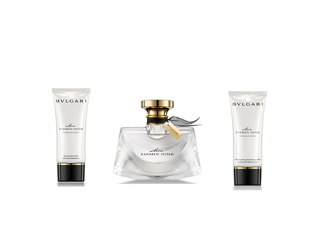 Nước hoa Bvlgari Jasmin Noir Mon 3PC Gift Set - Photo 2