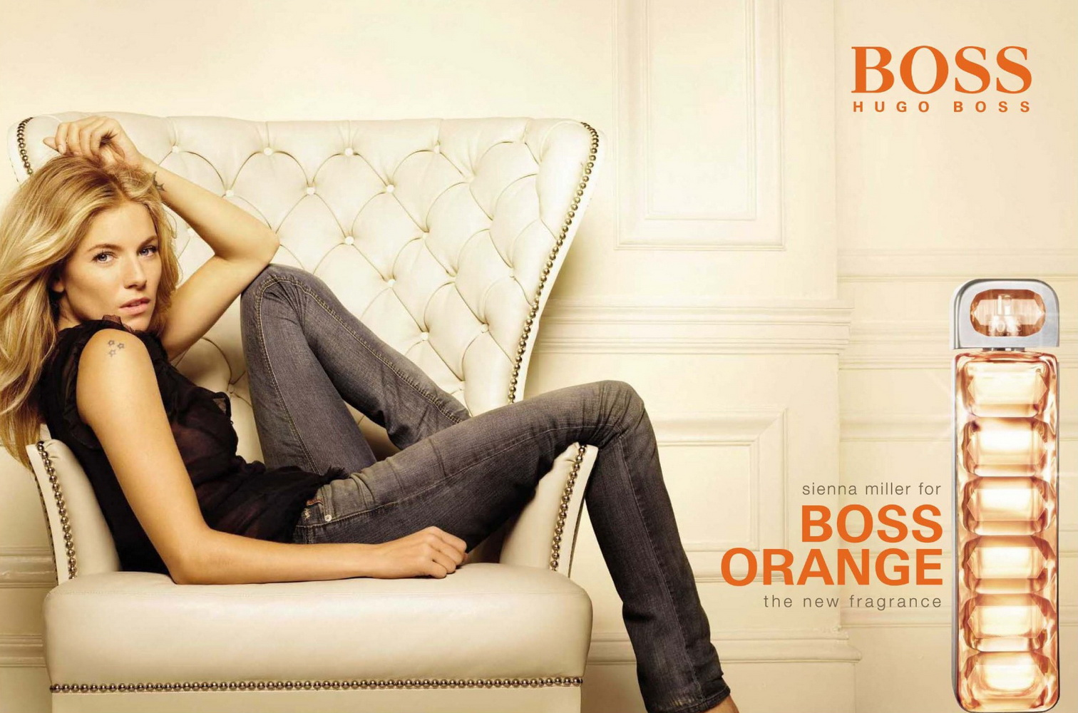 Nước hoa Boss Orange For Women - Photo 4