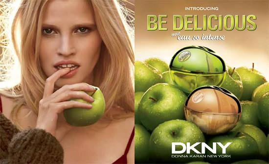 Nước hoa DKNY Be Delie Delicious Eau so Intense - Photo 3