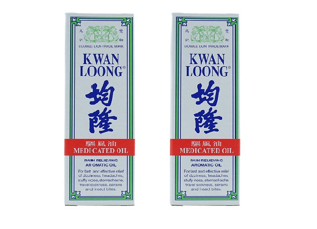 Dầu nóng Prince Of Peace Kwan Loong Oil - Photo 2