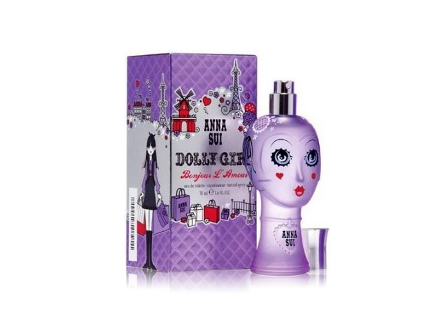 Nước hoa Anna Sui Dolly Girl Bonjour LAmour - Photo 2