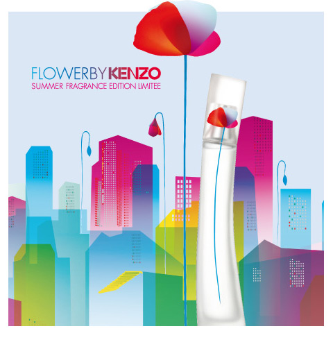 Nước hoa Kenzo  Flower By Kenzo Spring Fragrance (Limited Edition) - Photo 3