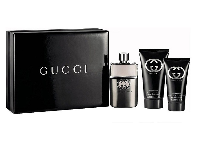 Nước hoa Gift Set Gucci Guilty for Men 3pcs - Photo 3