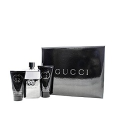 Gift Set Gucci Guilty for Men 3pcs