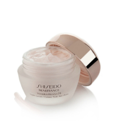 Kem dưỡng da chống lão hóa ban đêm Shiseido Benefiance WrinkleResist24 Night Cream
