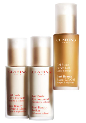 Kem Nâng Ngực Clarins Bust Beauty Lotion Enhances Volume - Photo 3
