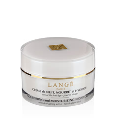 Kem dưỡng ẩm sáng da ban đêm Lange Intensive Lightening & Moisturizing Night Cream