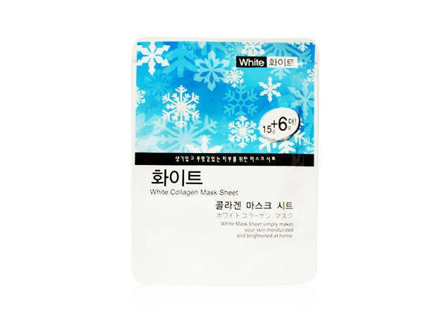 Mặt Nạ Charming White Collagen Mask Sheet