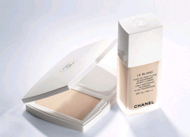 Phấn nền Chanel Le Blanc - Photo 3