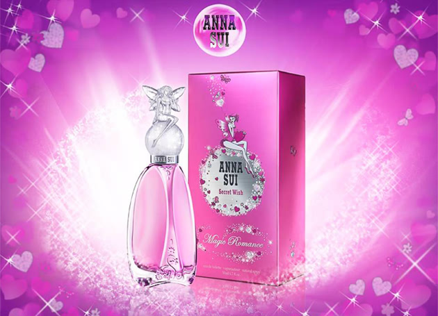 Nước hoa Anna Sui Secret Wish Magic Romance - Photo 6