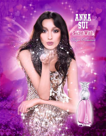 Nước hoa Anna Sui Secret Wish Magic Romance - Photo 5