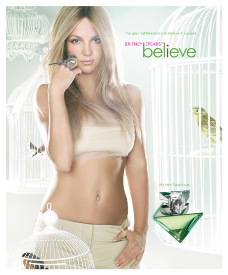 Nước hoa Britney Spears Believe - Photo 5
