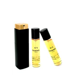 No.5 Purse Spray And 2 Refills (Limited Edition)