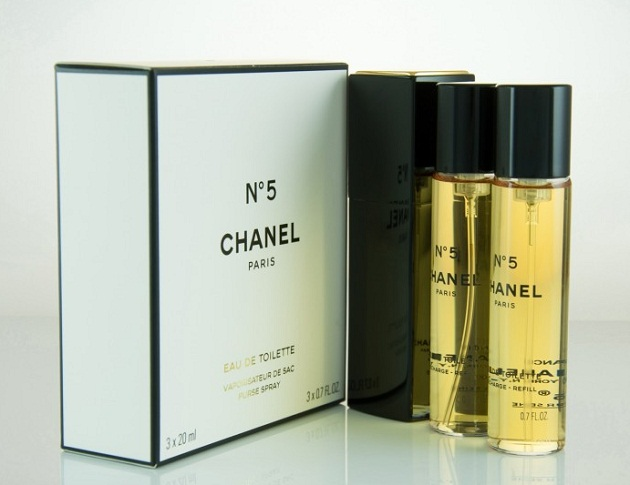 Nước hoa Chanel No.5 Purse Spray - Photo 3