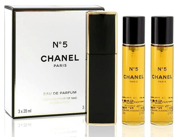 Nước hoa Chanel No.5 Purse Spray - Photo 6