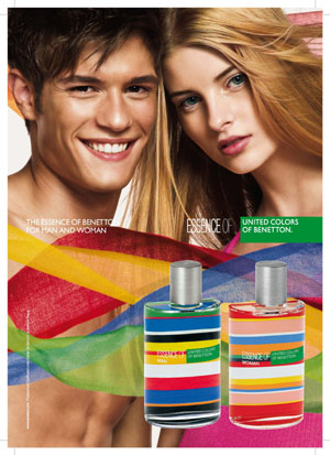 Nước hoa Benetton Essence for Woman - Photo 5
