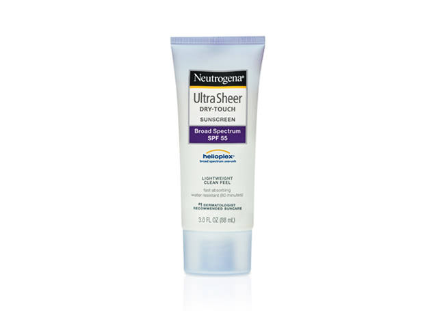 Neutrogena Ultra Sheer Dry Touch Sunblock