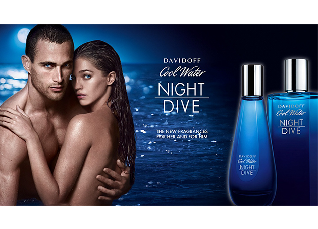Nước hoa Davidoff Cool Water Night Dive Woman - Photo 3