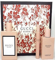 Gift Set Gucci Bloom 3pcs