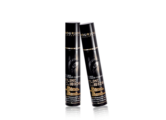 Mascara Volume Clubbing Ultra Black