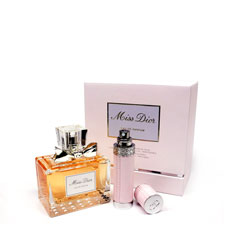 Miss Dior Christian For Women Giftset