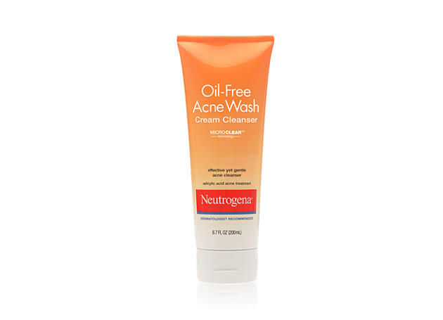 Sửa rửa mặt Neutrogena Oil Free Acne Wash Cream Cleanser