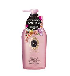 Sữa tắm Shiseido Macherie 2017