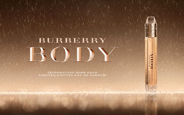 Nước hoa Burberry Body Gold Limited Edition - Photo 4