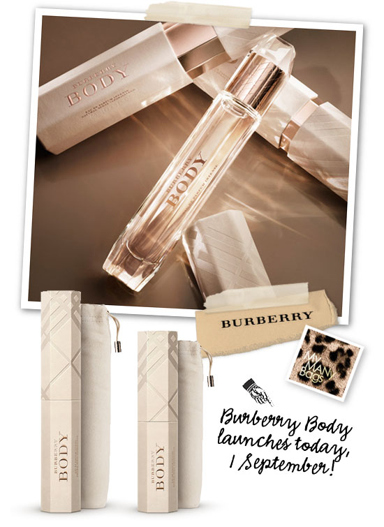 nước hoa Burberry Body Intense - Photo 3