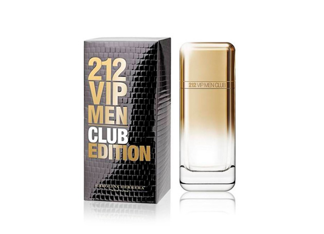 Nước hoa Carolina Herrera 212 VIP Men Club Edition