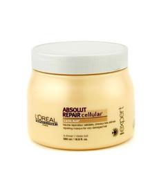 Kem hấp nuôi dưỡng và điều trị tóc hư tổn Loreal Professional Series Expert Absolut Repair Masque