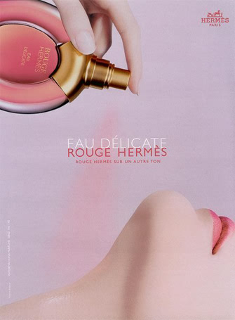 Nước hoa Hermes Rouge Eau Delicate - Photo 4