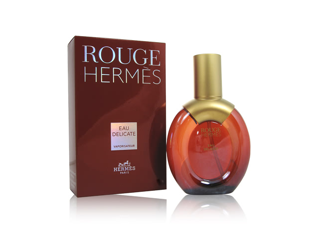 Nước hoa Hermes Rouge Eau Delicate - Photo 2