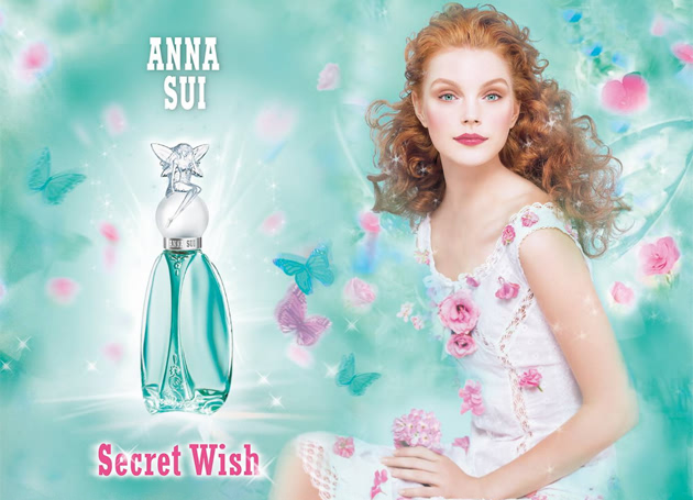 Nước hoa Anna Sui Secret Wish - Photo 4