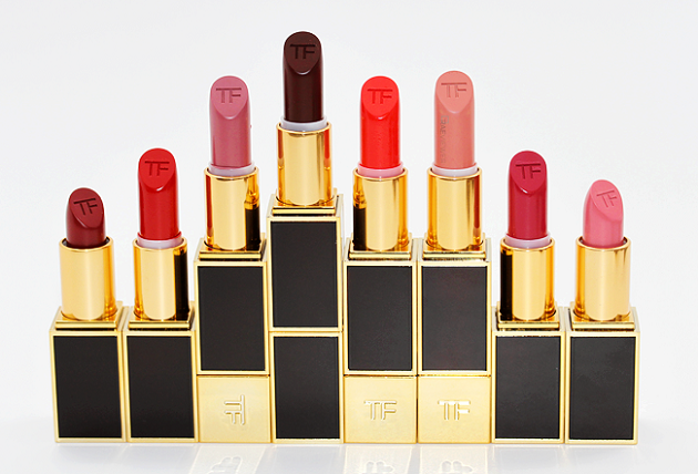 Trang điểm Son môi Tom Ford Lip Colour - Photo 4