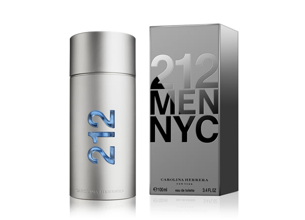 Nước hoa Carolina Herrera 212 Men - Photo 2