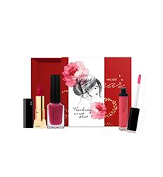 Bộ trang điểm môi VACOSI Perfect Lips Color Gift Set - SET013