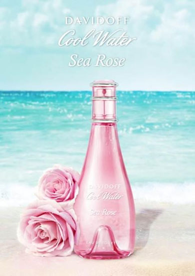 Nước hoa Davidoff Cool Water Sea Rose Woman - Photo 5