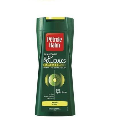 Dầu gội ngăn ngừa gàu cho tóc nhờn Petrole Hahn Shampooing Stop Pellicules Cheveux Gras