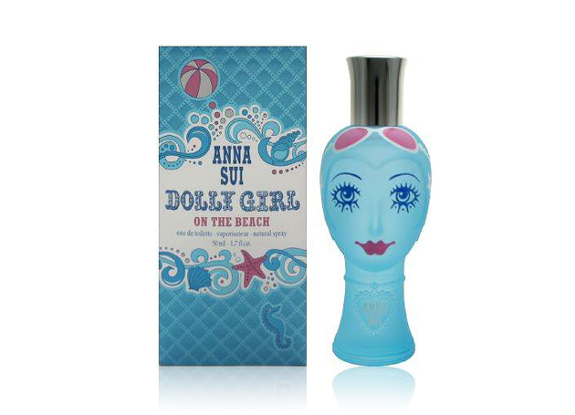 nước hoa Anna Sui Dolly Girl On The Beach